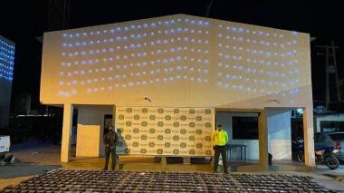 Policía decomisa 470 kilogramos de clorhidrato de cocaína en la Alta Guajira
