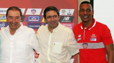 Antonio Char confirma que Luis Amaranto Perea seguirá en Junior