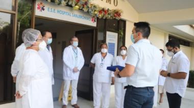 Viernes y sábado, ley seca en Montería por aumento de casos de Covid-19