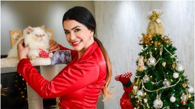 """""""No me gustaban los gatos, pero Octubre fue amor a primera vista"""": Ericka C"""