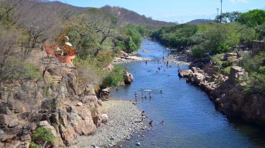 Con acción popular buscan salvar el río Guatapurí