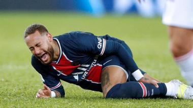 Neymar no volverá a la competición hasta enero, según el PSG