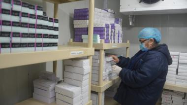 Fortalecen cadena de frío de vacunas en Soledad