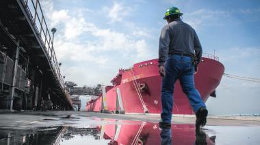 Drummond planea exportar 29,7 millones de toneladas de carbón