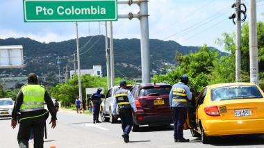 Operativos en Puerto.