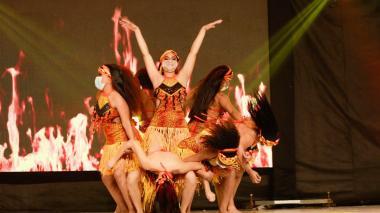 De forma virtual 200 mil personas se gozaron Festival del Hombre Caimán
