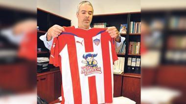 Alejandro Arteta, nuevo presidente del Junior