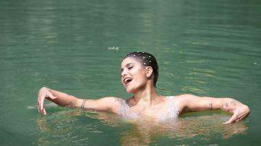 Martina La Peligrosa: sonríe, canta y encanta