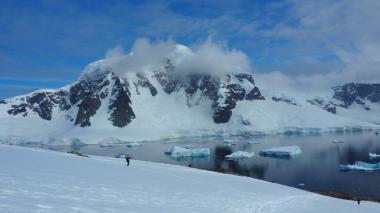 La Antártida era hasta la fecha uno de los pocos territorios del mundo libres de la Covid-19.