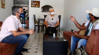 Distrito supera la meta y logra ingresar 73.000 hogares al Sisbén IV