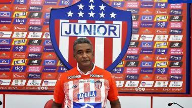"""""""Conozco el club, la ciudad y la gente, puedo ayudar"""": Víctor Luna"""