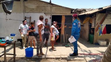 La solidaridad de las empresas en Barranquilla y Atlántico