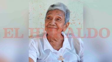 Carmen María Cerra Vitola de Herazo.