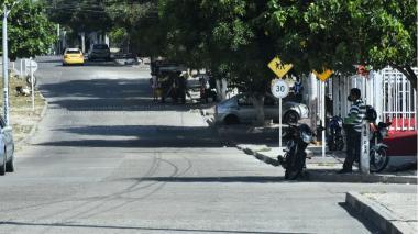 El relato del mototaxista testigo del único crimen en Navidad