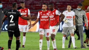 Así se repartieron los cupos colombianos en los torneos Conmebol 2021