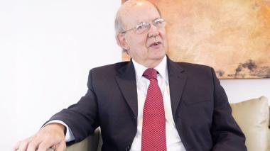 Falleció el exministro de Hacienda Roberto Junguito