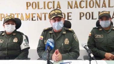 Policía de Sucre reporta reducción en las lesiones