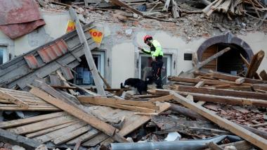 El relato de una barranquillera testigo del terremoto en Croacia