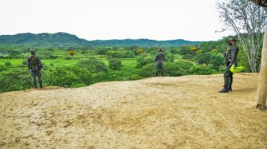 Sur de Bolívar, un territorio que la paz no ha podido 'abrigar'