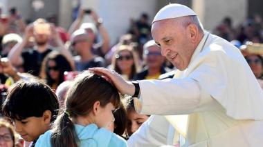 """""""El hijo de Dios nació descartado"""": el papa y el aborto en Argentina"""