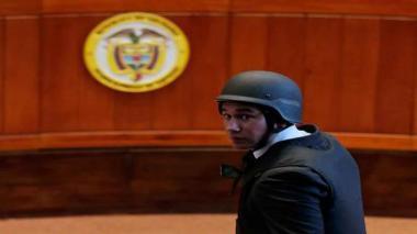 Exfiscal Moreno, a pabellón especial de La Modelo