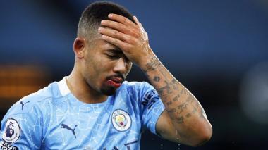 Cinco jugadores del Manchester City con Covid 19