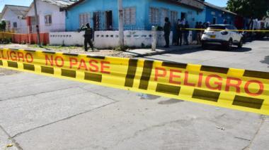 A balazos asesinan a expolicía en Carrizal