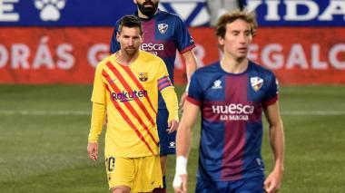 El tanto del Barcelona fue apuntado en el minuto 27 por Frenkie de Jong.