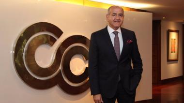 Munir Falah, presidente de Cine Colombia.
