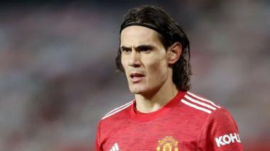 Cavani fue sancionado con 100.000 libras y tres partidos.