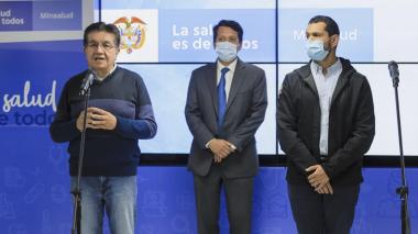 Las medidas fueron anunciadas por el ministro de Salud, Fernando Ruiz.