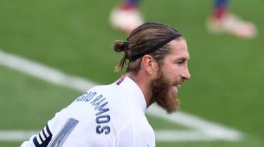 L'Équipe destaca los 10 tantos que marcó Ramos en la liga española el pasado año.
