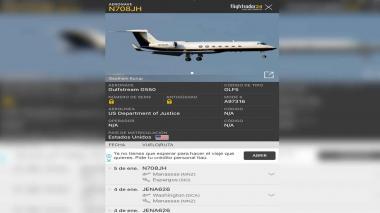 Aterrizó en Cabo Verde avión de EE.UU. que iría por Saab