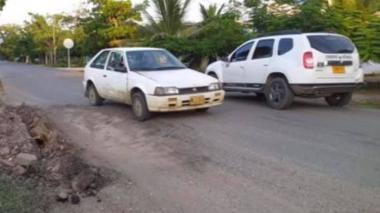 Descontento por mal estado de vía y altos costos de peaje en Coveñas