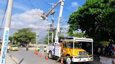 Superservicios recibió 112 mil quejas por el servicio de energía