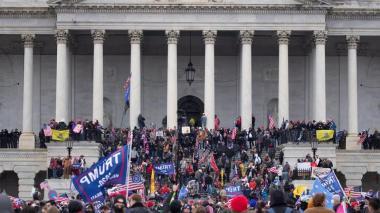 Rabia e indignación: los famosos de EE.UU. condenan ataques en Washington