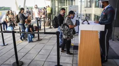 Un millón de viajeros se movilizaron por el Cortissoz en 2020