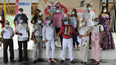 Comenzó la Fiesta virtual del Pensamiento en Montes de María