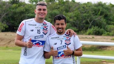 Santa Fe anuncia la llegada de Michael Rangel y Sherman Cárdenas