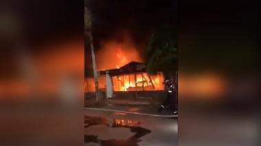 Incendio deja 7 muertos y 4 heridos en Cúcuta