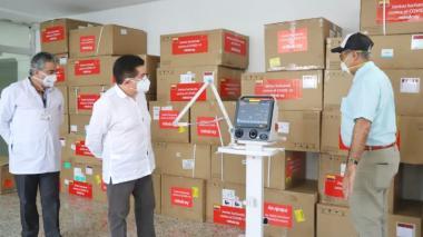 Colombia cuenta con un 30% de camas disponibles para UCI: Minsalud