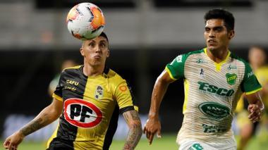 Coquimbo Unido 0, Defensa y Justicia 0: un primer round sin golpes