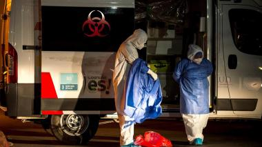 Casi 91 millones infectados de Covid en el mundo, según Universidad Hopkins