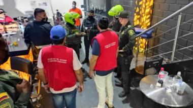 Siete establecimientos de Cartagena fueron suspendidos por incumplir toque de queda y normas de bioseguridad para prevenir el Covid-19.