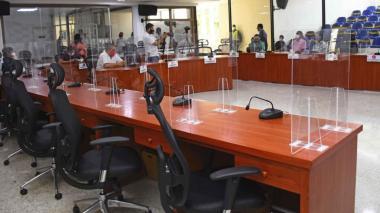 Procuraduría vigila elección de personero distrital de Barranquilla