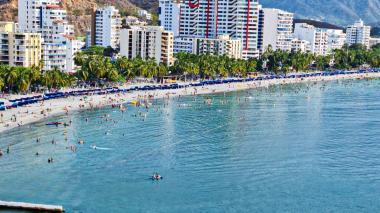 Santa Marta, destino preferido de turistas en la pandemia