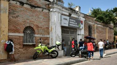 Cinco heridos por estallido de granada están en Hospital de Barranquilla