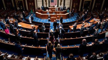 Donald Trump, a juicio político por segunda vez