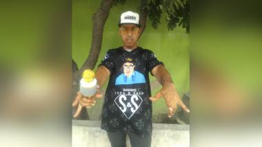 Hermano de 'El Sayayín' se monta en su nube musical