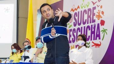En Sucre se firma un pacto por la juventud